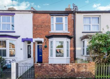 Thumbnail 2 bedroom terraced house for sale in South Road, St Denys, Southampton