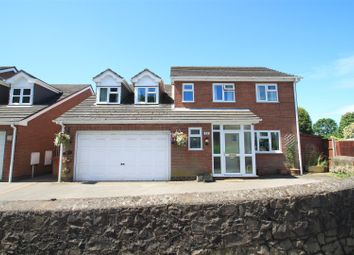 Thumbnail 4 bed detached house for sale in Salem Road, Burbage, Hinckley