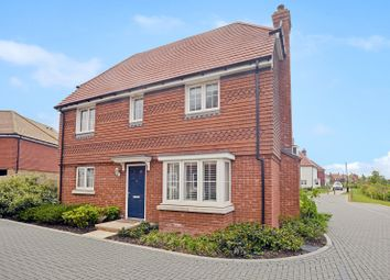 Thumbnail 3 bed detached house for sale in Goldfinch Drive, Finberry, Ashford