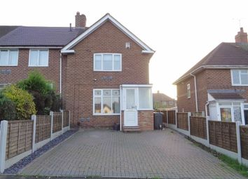 Thumbnail 2 bed end terrace house for sale in Eatesbrook Road, Kitts Green, Birmingham