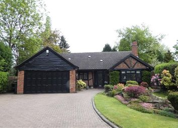 Thumbnail 4 bed detached bungalow for sale in Woodstock Drive, Sutton Coldfield