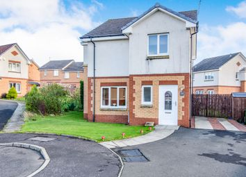 Thumbnail 3 bed detached house for sale in Whitacres Road, Parklands, Glasgow