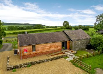 Thumbnail 2 bed bungalow for sale in Crowsmoor Farm, Aston-On-Clun, Craven Arms, Shropshire