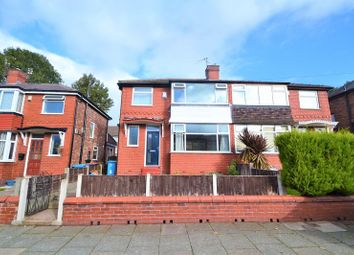 Thumbnail 3 bed semi-detached house to rent in Hereford Drive, Swinton, Manchester