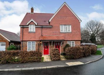 Thumbnail 2 bedroom semi-detached house for sale in Rolling Mill, Maresfield, Uckfield, East Sussex