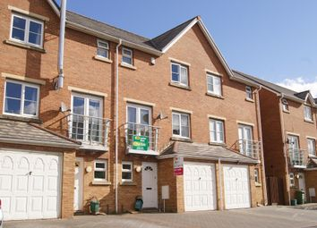 Thumbnail 3 bedroom town house for sale in Clos Tyniad Glo, Barry