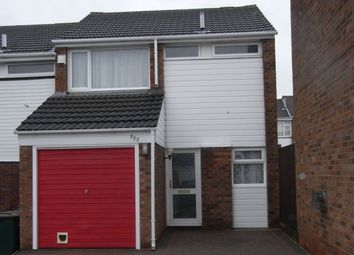 Thumbnail 3 bed terraced house to rent in Boswell Drive, Walsgrave