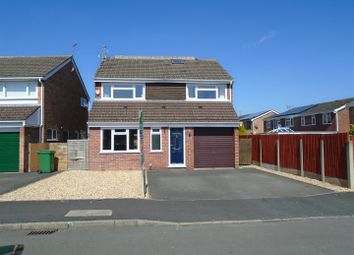 Thumbnail 5 bed semi-detached house for sale in Oakfield Road, Shifnal