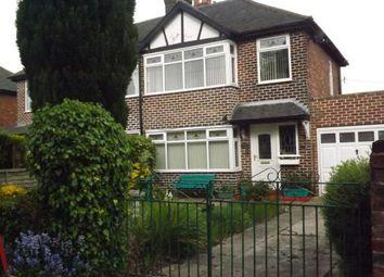 Thumbnail 3 bed semi-detached house for sale in Red Gables, Pepper Street, Appleton Thorn, Warrington