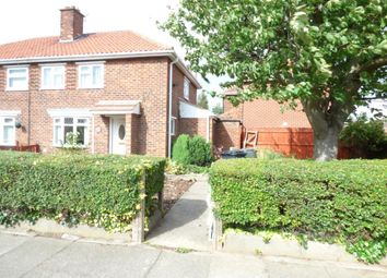 Thumbnail 2 bedroom semi-detached house for sale in Bramwith Avenue, Park End, Middlesbrough