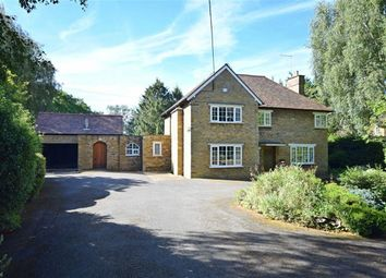 Thumbnail 4 bed detached house for sale in Humfrey Lane, Boughton, Northampton