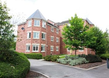 Thumbnail 2 bed flat for sale in Castle Lodge Gardens, Rothwell, Leeds