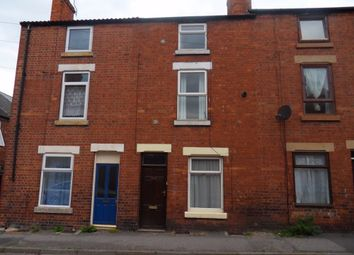 Thumbnail 3 bed terraced house to rent in Portland Street, Worksop, Nottinghamshire