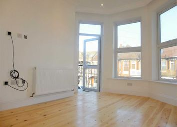 Thumbnail 3 bed flat to rent in Woodside Road, London