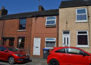 Thumbnail 2 bed terraced house for sale in London Street, Leek