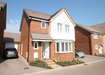 Thumbnail 3 bed detached house for sale in Jackson Way, Hampton Park, Littlehampton, West Sussex