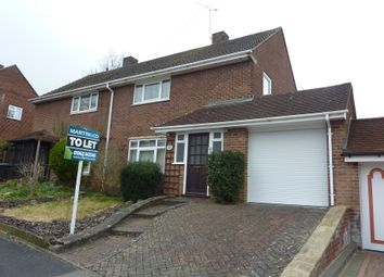 3 bed end terrace house for sale in Imber Road, Winnall, Winchester, Hampshire SO23