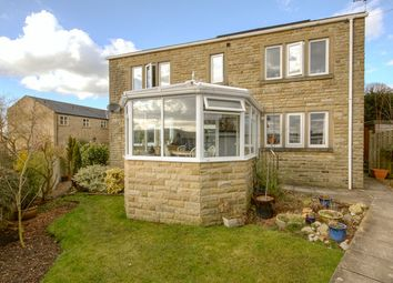 Thumbnail 5 bed detached house for sale in Burnside Avenue, Skipton