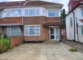 Thumbnail 3 bed semi-detached house for sale in Warwick Avenue, South Harrow
