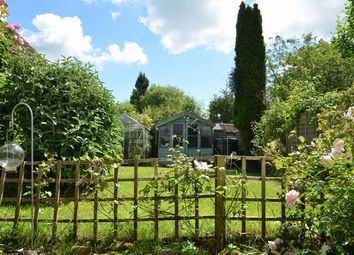 Thumbnail 4 bed cottage for sale in Clyst Hydon, Cullompton
