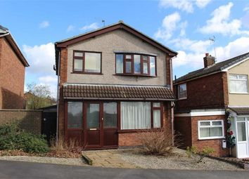 Thumbnail 3 bed detached house for sale in Torridon Way, Hinckley