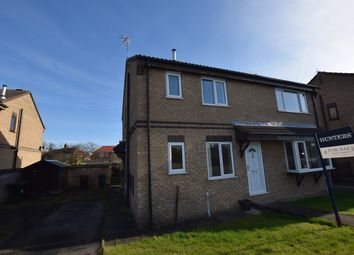 Thumbnail 1 bed semi-detached house for sale in The Gallops, Norton, Malton