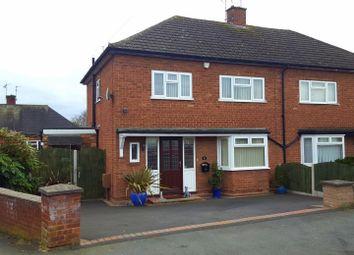 Thumbnail 3 bed semi-detached house for sale in Dorsett Road, Stourport-On-Severn