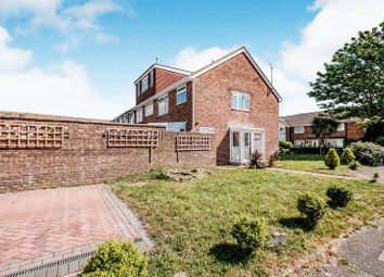 Thumbnail 3 bed end terrace house for sale in Dankton Gardens, Sompting, Lancing, West Sussex