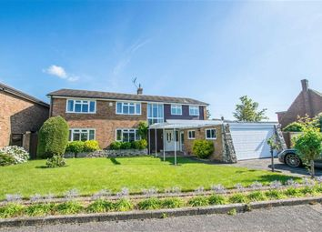 Thumbnail 5 bed detached house for sale in Stratfield Drive, Broxbourne, Hertfordshire