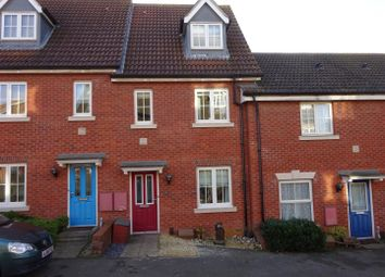 Thumbnail 3 bed property for sale in Nuthatch Close, Stowmarket