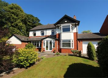 Thumbnail 5 bed detached house for sale in Ainsworth Hall Road, Ainsworth, Bolton, Lancashire