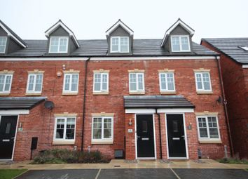 Thumbnail 3 bed town house for sale in Wayfarers Way, Wardle, Rochdale