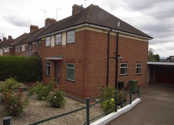 Thumbnail 3 bed property to rent in Princess Avenue, Holmer, Hereford