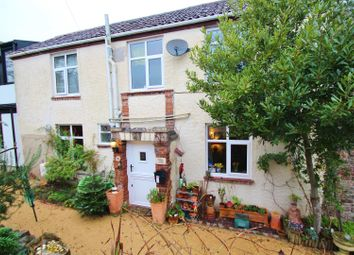 Thumbnail 2 bed terraced house for sale in Beach Road West, Portishead, Bristol