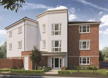 Thumbnail 1 bed flat for sale in Old Forest Road, Winnersh, Wokingham