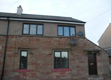 Thumbnail 3 bedroom semi-detached house to rent in Oldcastles Farm Cottage, Duns, Scottish Borders