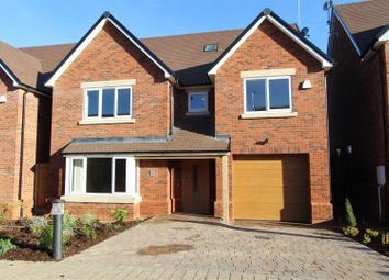 Thumbnail 4 bed detached house for sale in New Zealand Lane, Duffield, Belper
