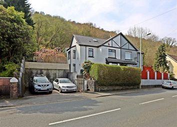 Thumbnail 4 bedroom semi-detached house for sale in Llantwit Road, Treforest, Pontypridd