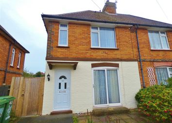 Beechy Avenue, Eastbourne BN20. 2 bed semi-detached house