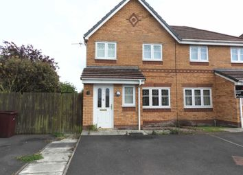Thumbnail 3 bed semi-detached house for sale in Kendal Road, Kirkby, Liverpool