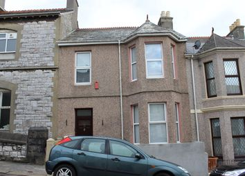 Thumbnail 4 bedroom terraced house for sale in Rosebery Avenue, Plymouth