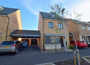 Thumbnail 4 bed town house for sale in Selkirk Drive, Oakridge Park, Milton Keynes