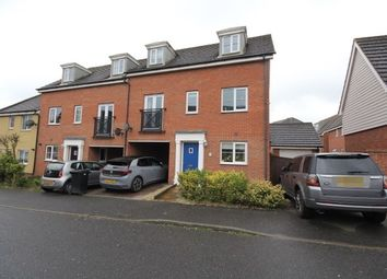 Thumbnail 4 bed semi-detached house for sale in Magnolia Way, Costessey, Norwich
