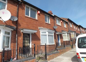 Thumbnail 3 bed terraced house to rent in Fairholm Road, Newcastle Upon Tyne