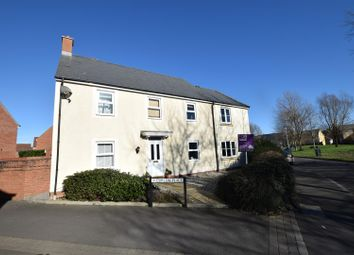Thumbnail 4 bed semi-detached house for sale in Curlew Place, Portishead, Bristol