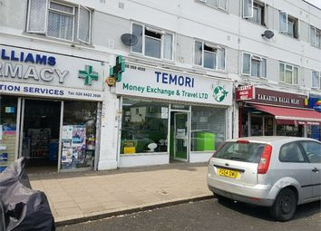 Thumbnail Commercial property to let in Temori Money Exchange & Travel Ltd, Station Parade, Northolt Road, South Harrow