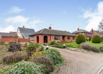 4 bed detached bungalow for sale in High Street, Gislingham, Eye IP23