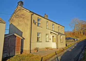 Thumbnail 3 bed detached house for sale in Rhosygell, Devils Bridge, Aberystwyth
