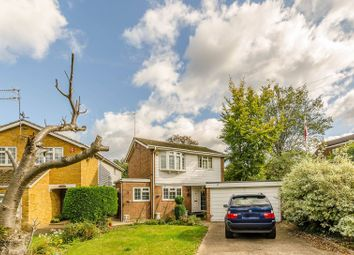 Thumbnail 4 bed detached house for sale in Moss Lane, Pinner