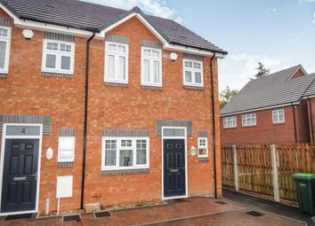 Thumbnail 2 bed semi-detached house for sale in Holly Lane, Smethwick